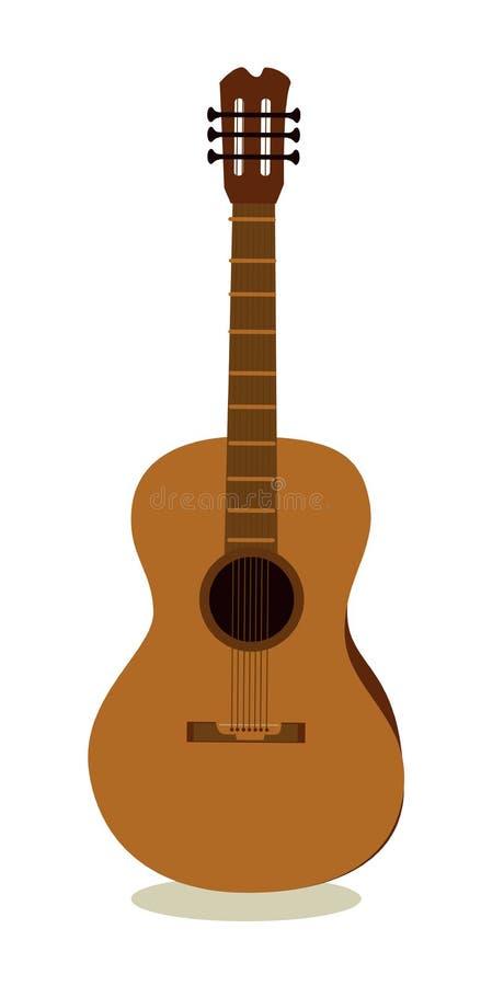 Musical design. Over white background vector illustration royalty free illustration
