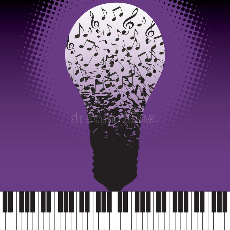Download Musical ideas stock vector. Illustration of musical, innovation - 34839241