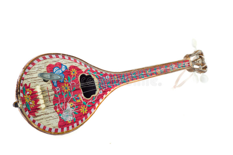 Musical instrument stock image