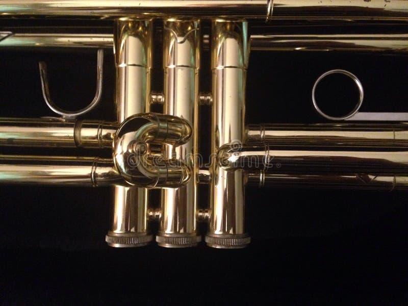 Musical Instrument, Brass Instrument, Wind Instrument, Trumpet royalty free stock photo