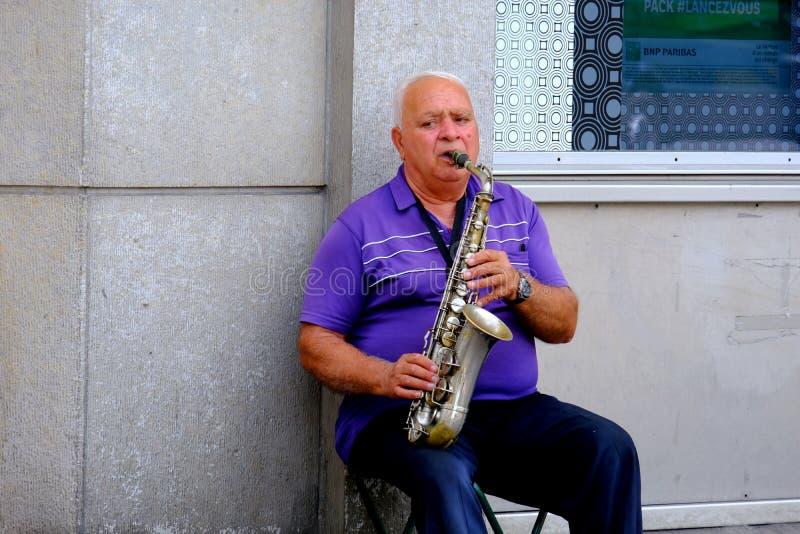 Musical Instrument, Saxophone, Wind Instrument, Musician stock photos