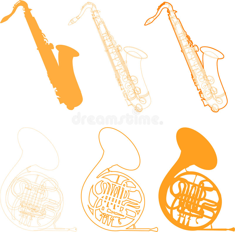 Download Musical Instruments Stock Photography - Image: 6071052