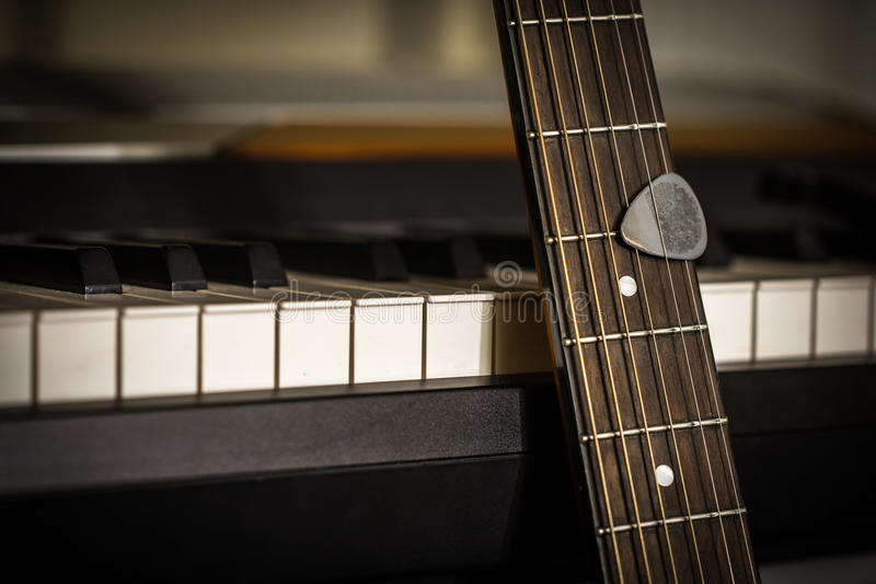 3 327 Piano Guitar Photos Free Royalty Free Stock Photos From Dreamstime