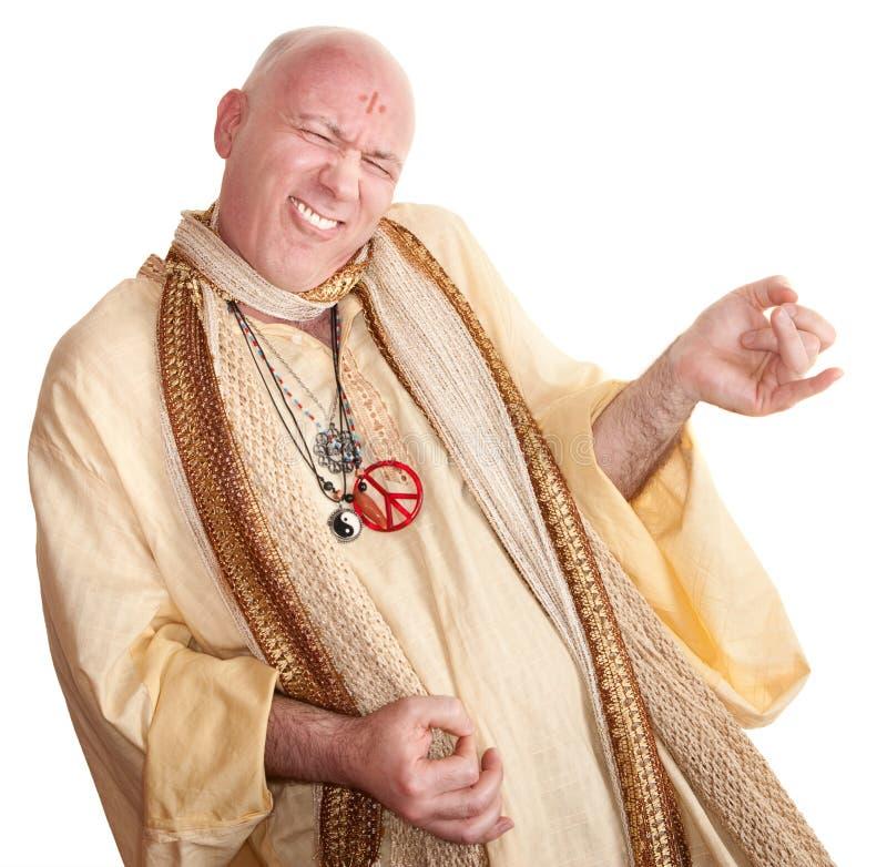 Musical Monk stock photos
