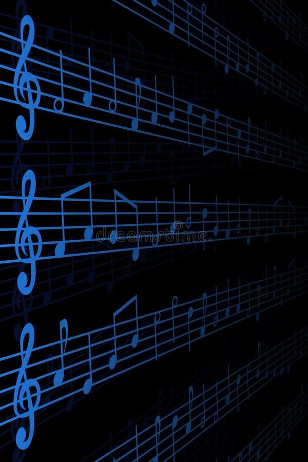 Free Musical Notation Royalty Free Stock Photos - 14000258