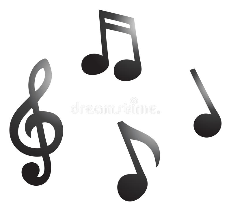 Free Musical Notes Royalty Free Stock Photo - 17516345