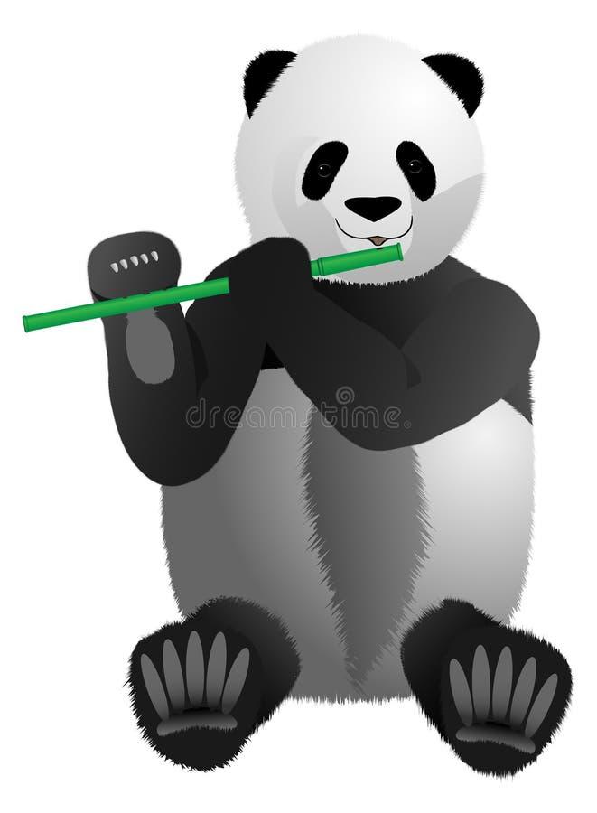 Musical Panda Stock Photos