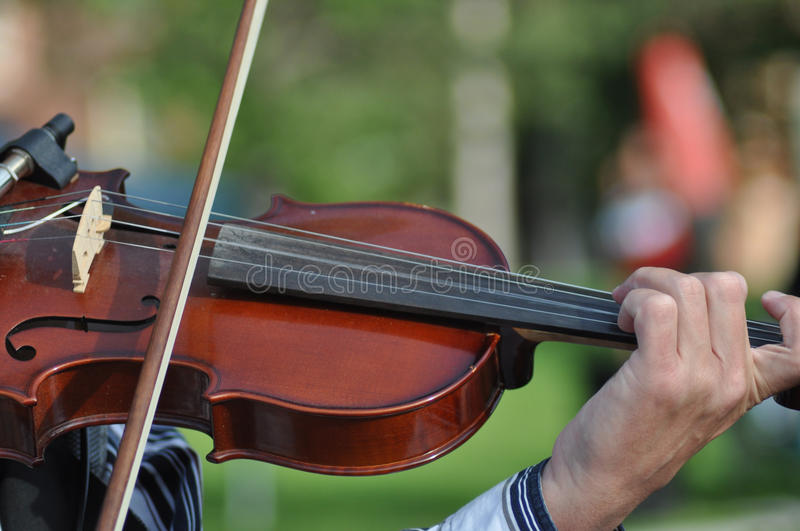 Musical Passion Stock Photography