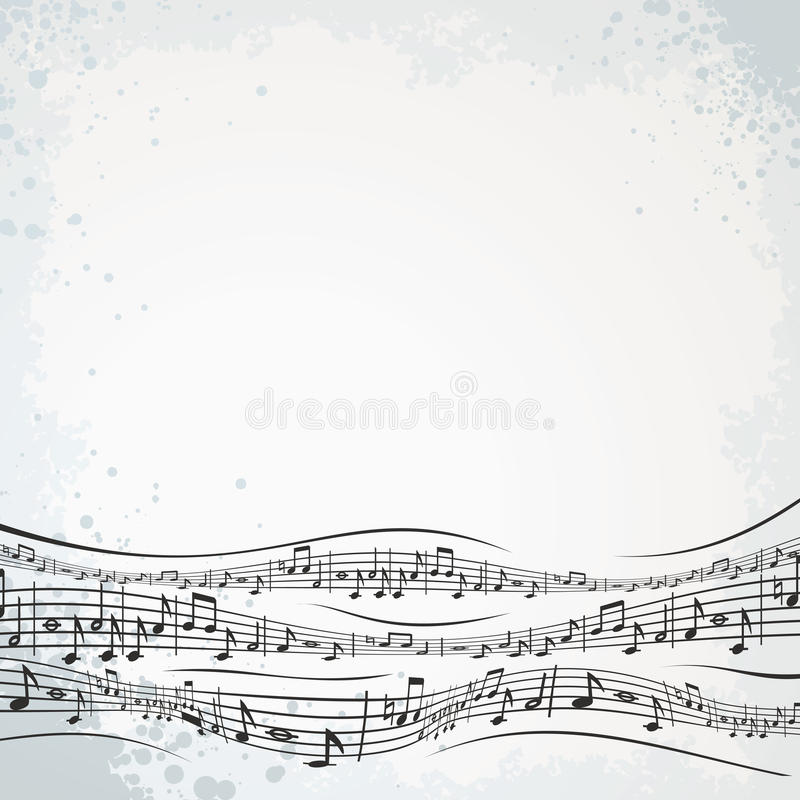 Download Musical Sheet stock vector. Illustration of background - 18198581