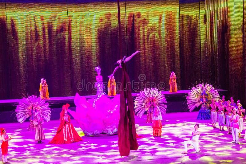 Musical, Uygur, de volta à Rota da Seda fotos de stock
