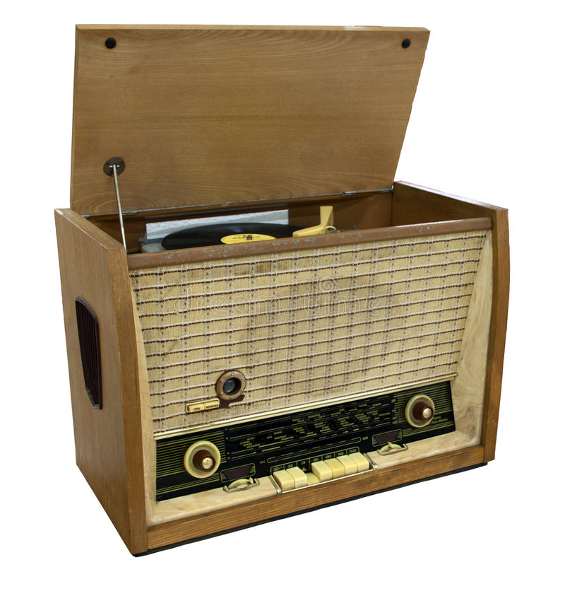 musicbox arkivfoto