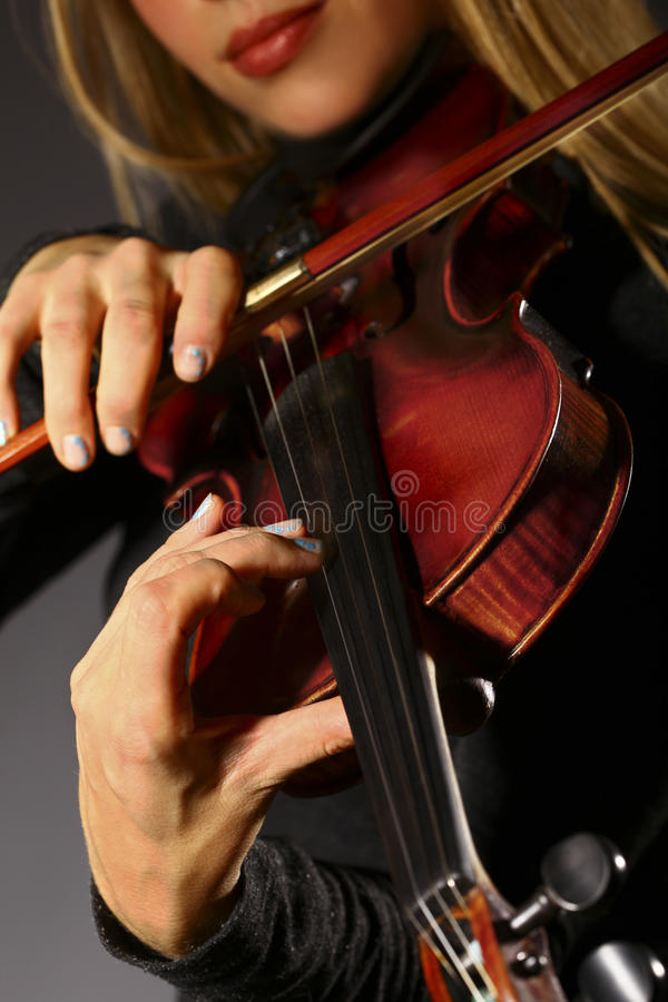Musician stock photography