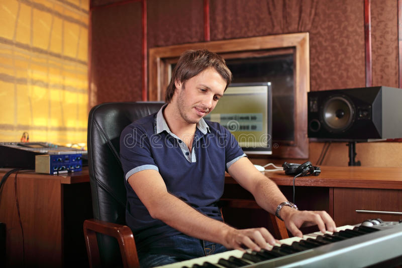 Download Musician stock photo. Image of music, electronic, musician - 25321336