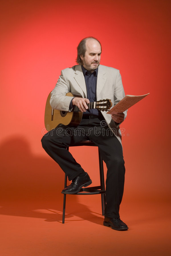 Download Musician stock photo. Image of reading, talent, friendly - 388466