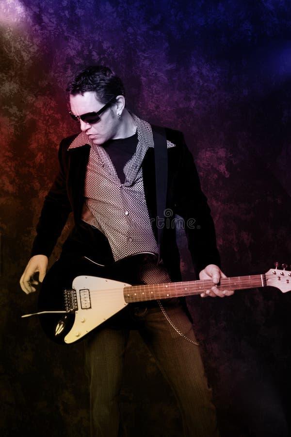 Download Musician stock image. Image of posing, idol, lights, show - 5088209