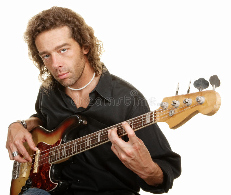 Download Musician With Guitar Royalty Free Stock Photography - Image: 25630017