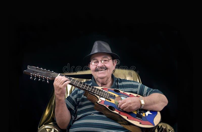 Download Musician Yomo Toro stock image. Image of indoors, puerto - 10961633