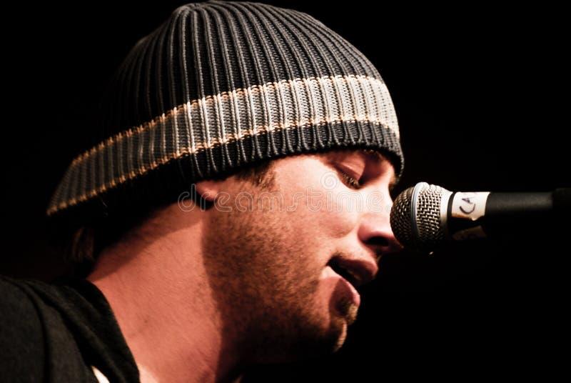 Musicien d'Américain de Casey James photos stock