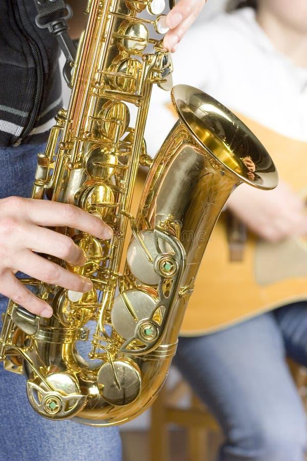 Musiciens photos libres de droits