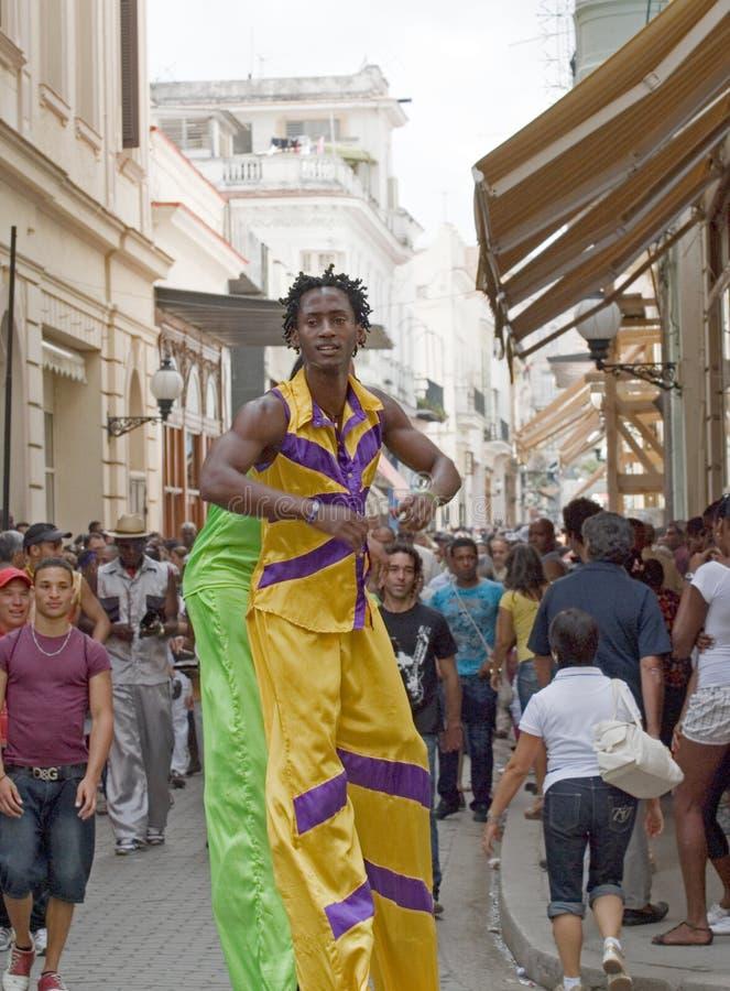 Musiciens urbains photos libres de droits