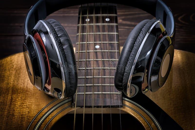 Musicista Songwriter immagine stock libera da diritti