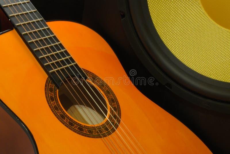 Musik lizenzfreies stockfoto