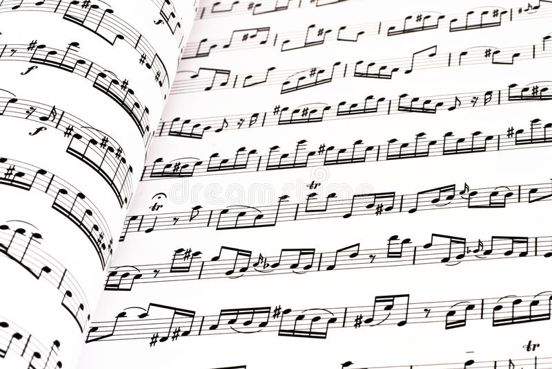 musik royaltyfri bild