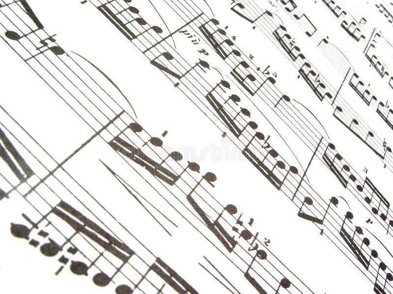 Download Musik arkivfoto. Bild av anmärkningar, ackord, melodi, klav - 278834
