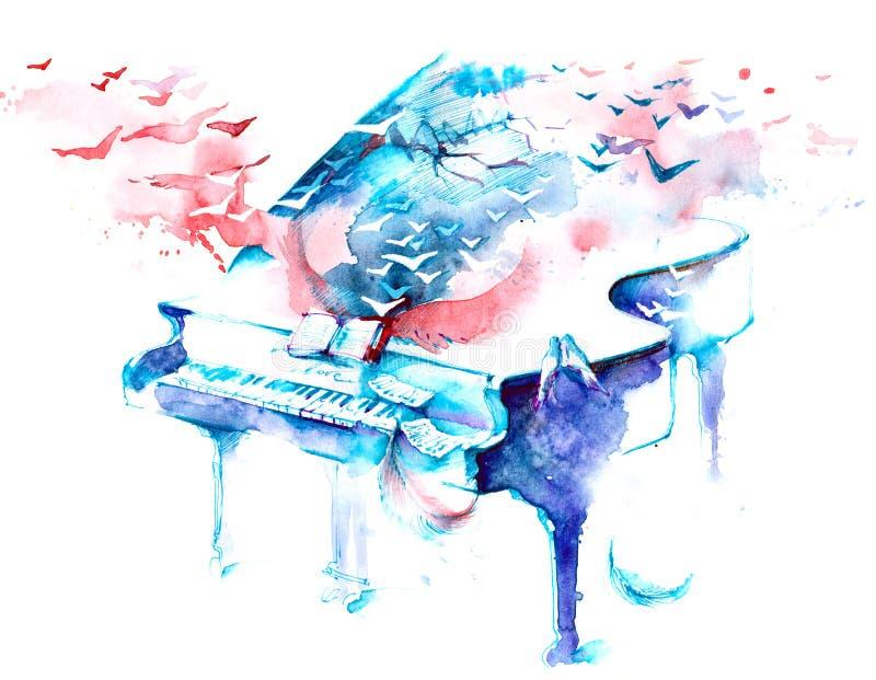Musik lizenzfreie abbildung