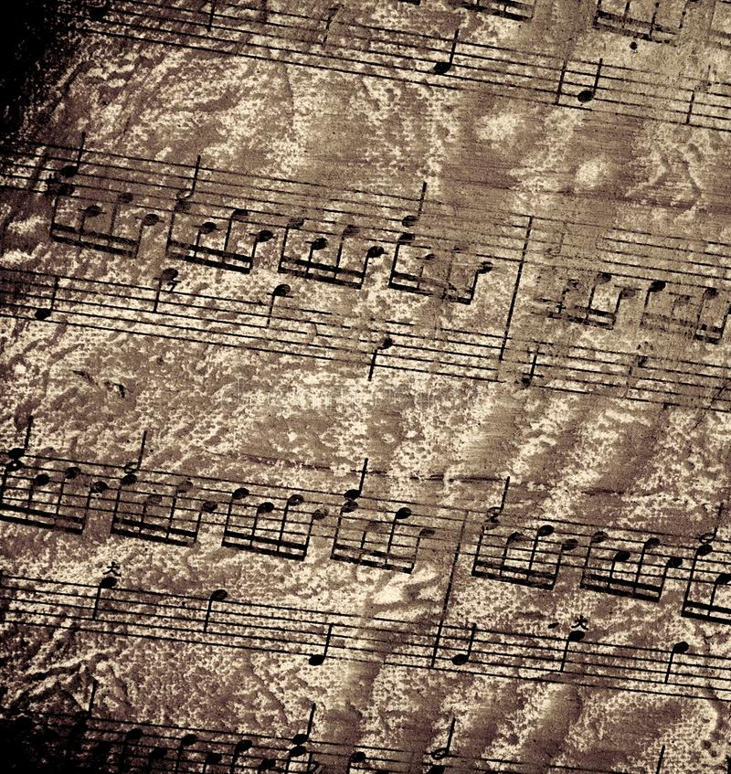 Musik stockbilder