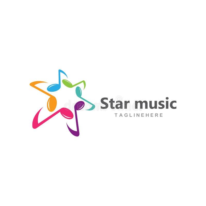 Musik-Anmerkungs-Ikone vektor abbildung