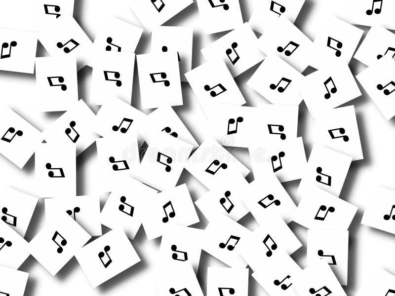 musik stoppar arkivfoton
