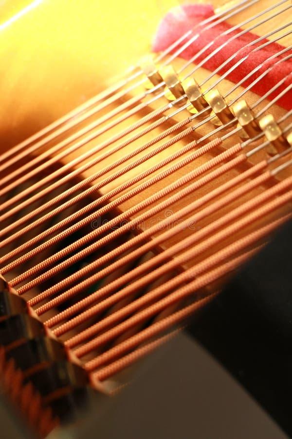 musikal för 16 instrument arkivfoton