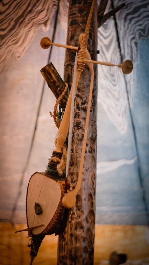 Musikalisch Instrument stockbild