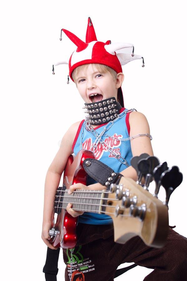 Musikalisches Talent lizenzfreies stockfoto