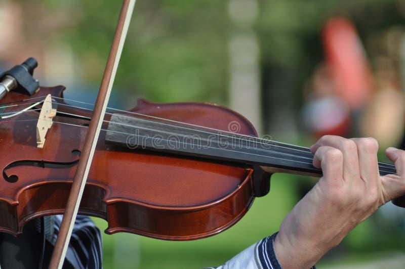 musikalisk passion arkivbild