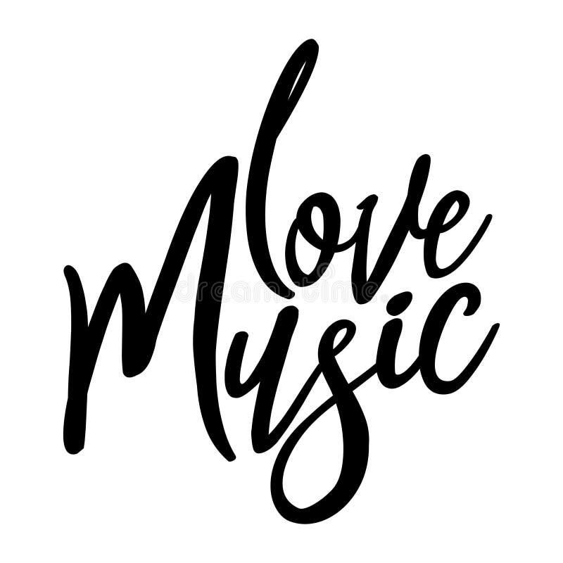 Musikanmerkung im Inneren lizenzfreie abbildung