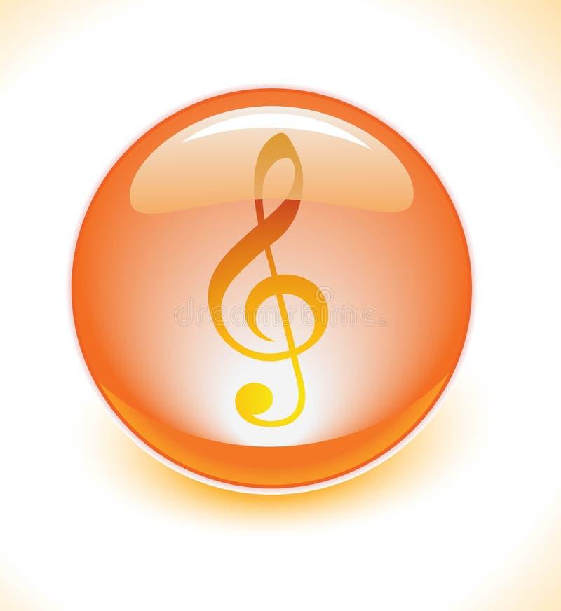 Musikikone,   vektor abbildung