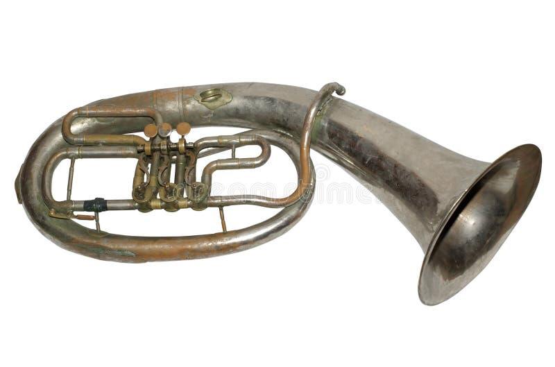 Musikinstrument der alten Weinlese lizenzfreies stockbild
