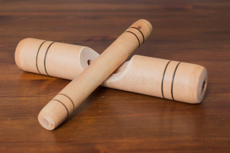 Musikinstrument von Kuba stockfotos
