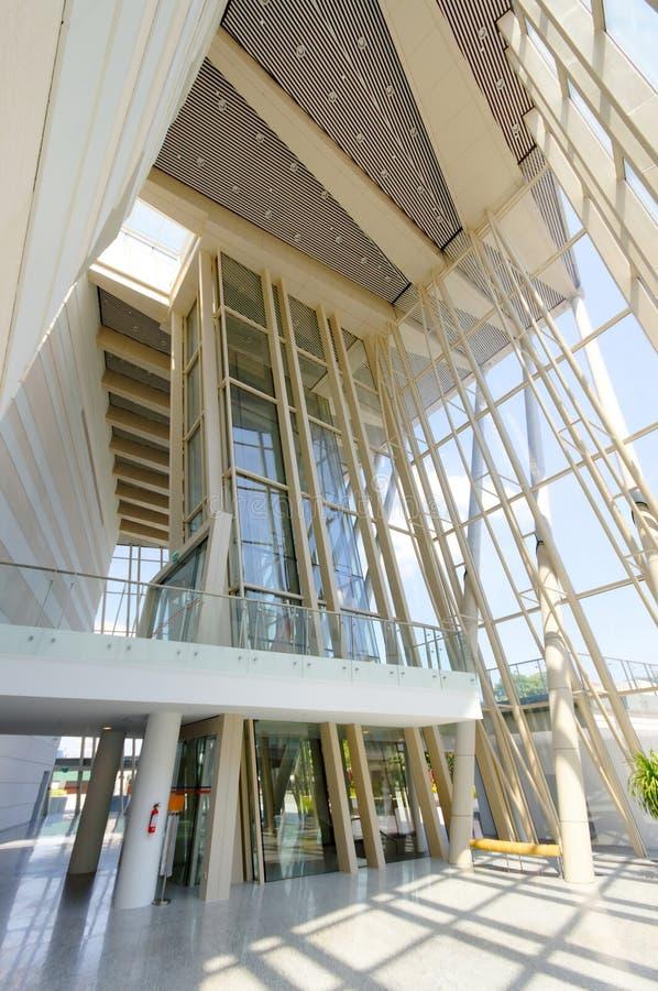 Musikkonservatorium stockfotografie