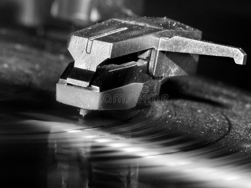 Musikspelare Arkivbild