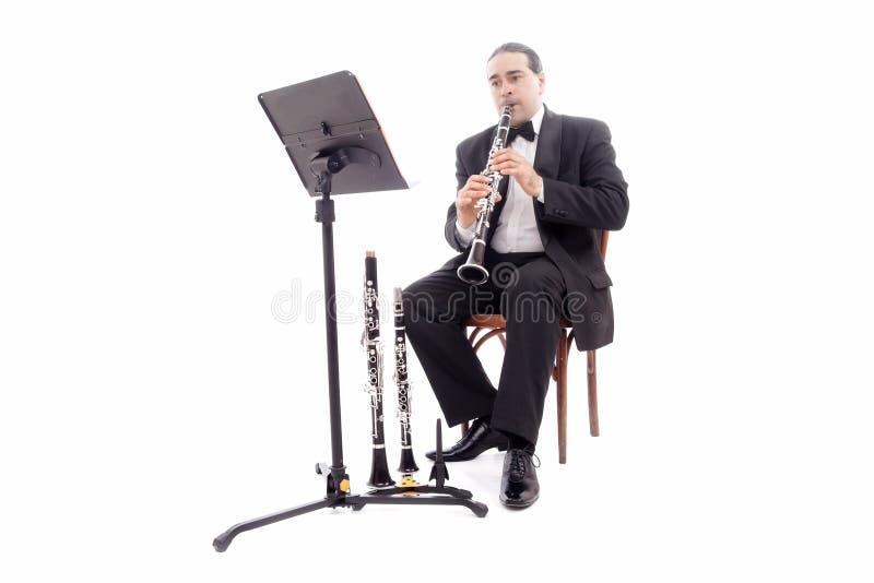 musikspelrum royaltyfri bild