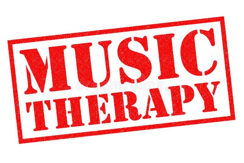 Musiktherapie lizenzfreie abbildung