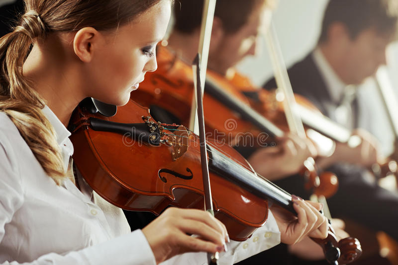 Musique classique : concert images libres de droits