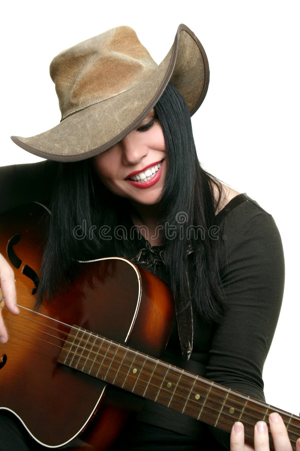 Musique country image stock