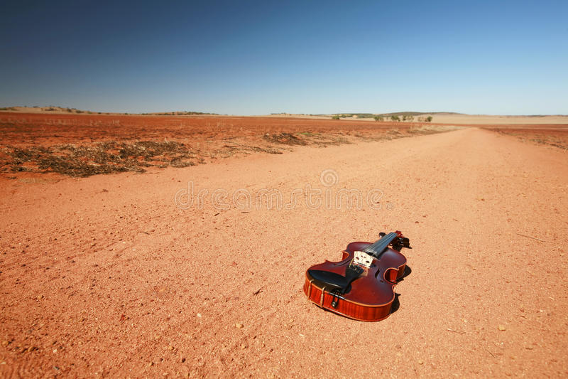 Musique country photographie stock