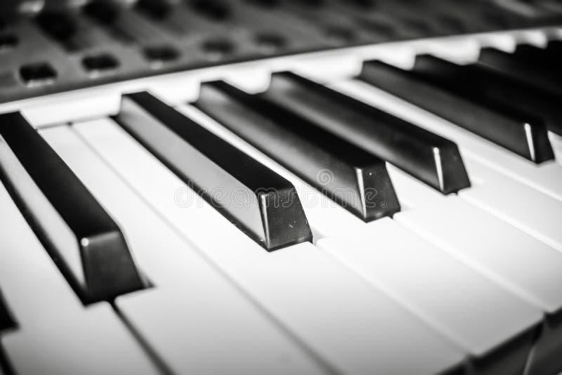 Musique dans la fabrication photos libres de droits