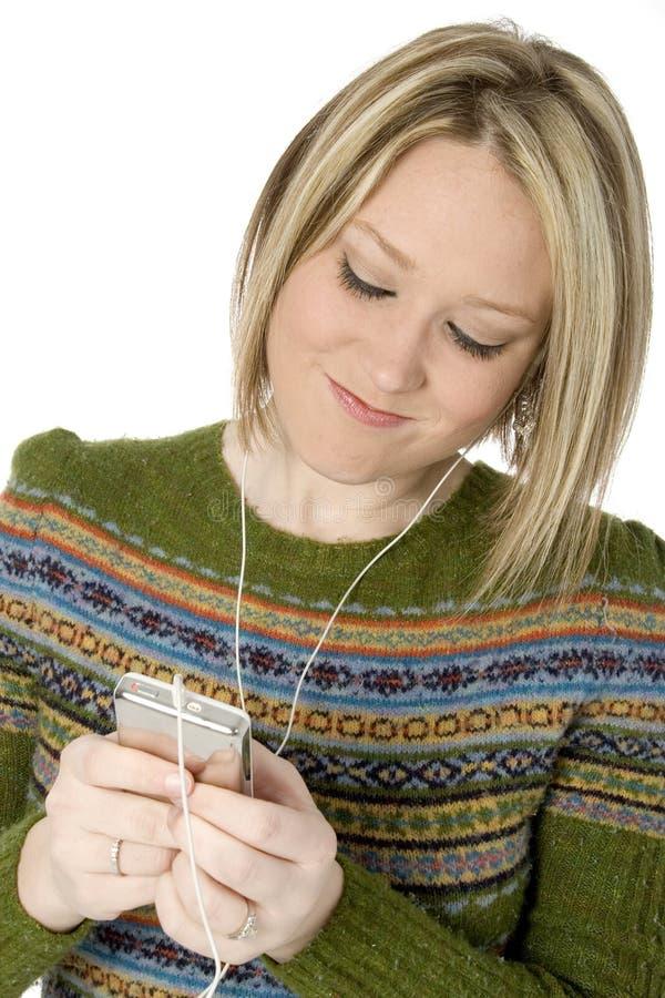 Musique de Digitals photos libres de droits