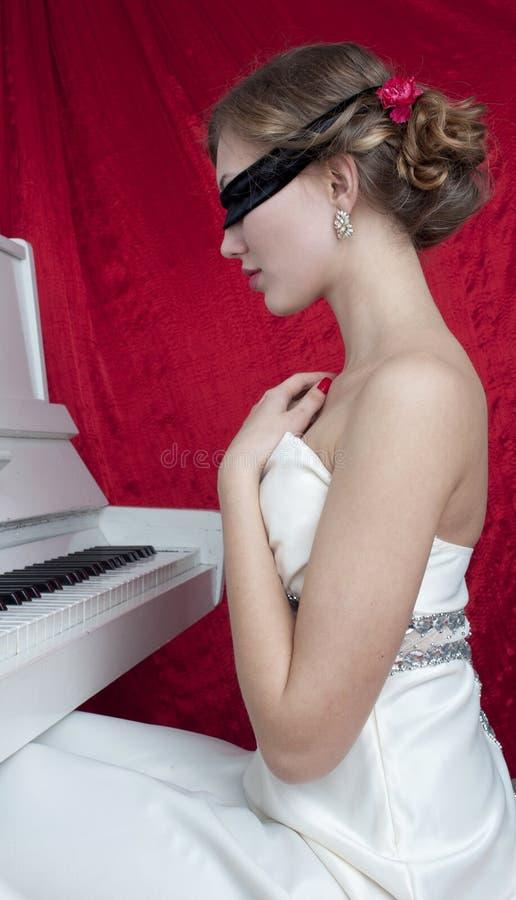 Musique de mon coeur image libre de droits